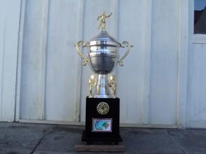 Troféu de 3º Lugar obtido pelo DPA na Copa Farroupilha 2009