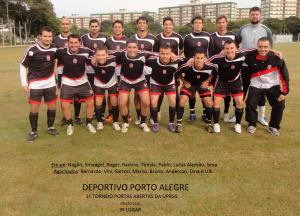 DEPORTIVO - TORNEIO DA UFRGS